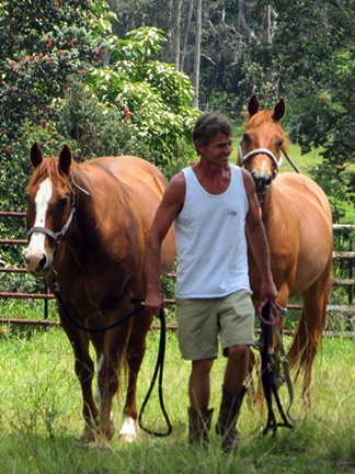 Jim-Donahue-owner-with-his-horses